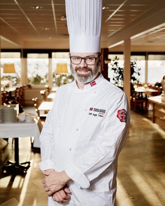 Månedens kokk Ulf Inge Vien