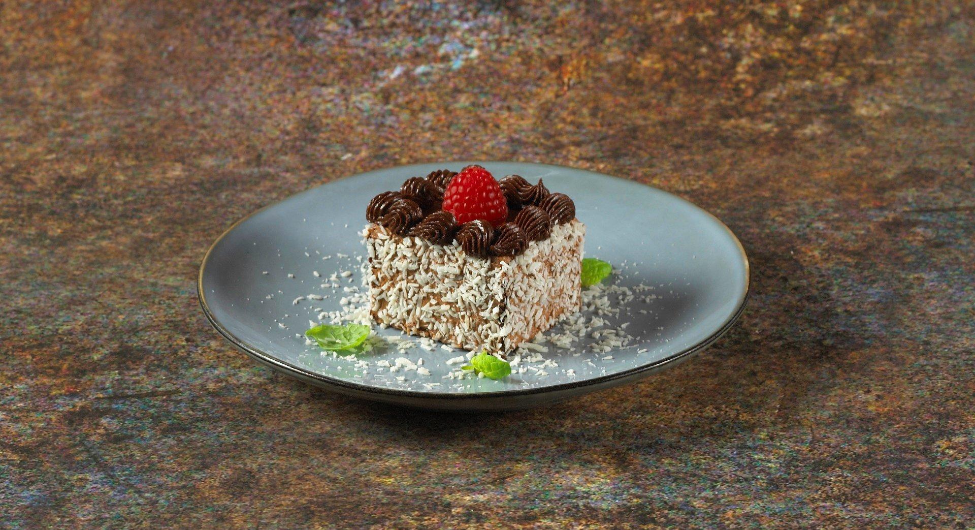 Sjokoladekake Med kokos 1920px