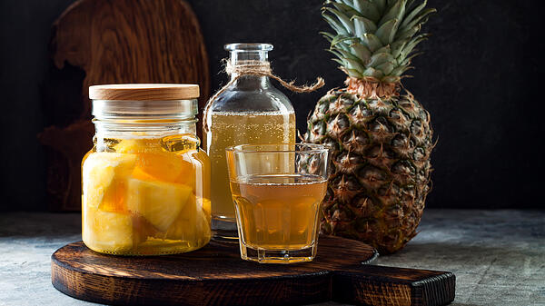 fermenterte drikkevarer