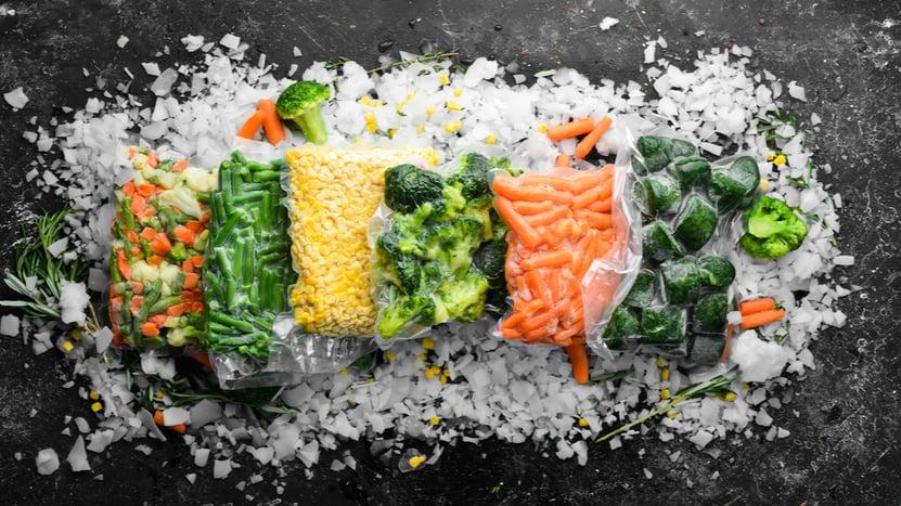 Rutiner for kjøling og frysing av mat