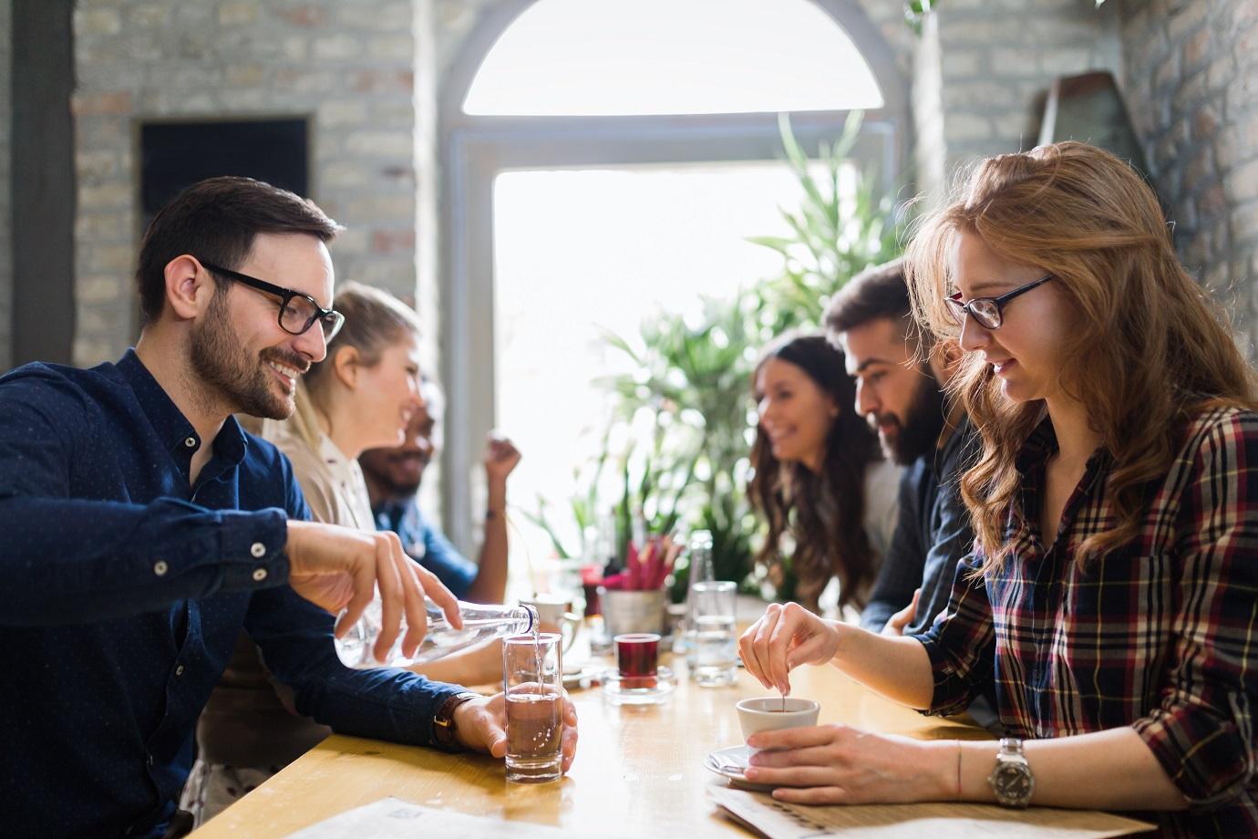 Forventer du færre gjester i kantinen fremover?