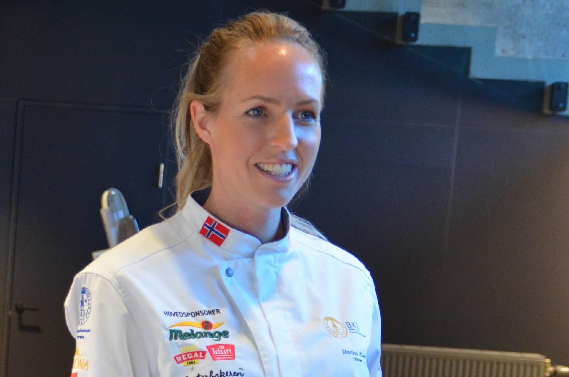 Månedens kokk:Marthe Kilen har gjort godteri til sitt levebrød