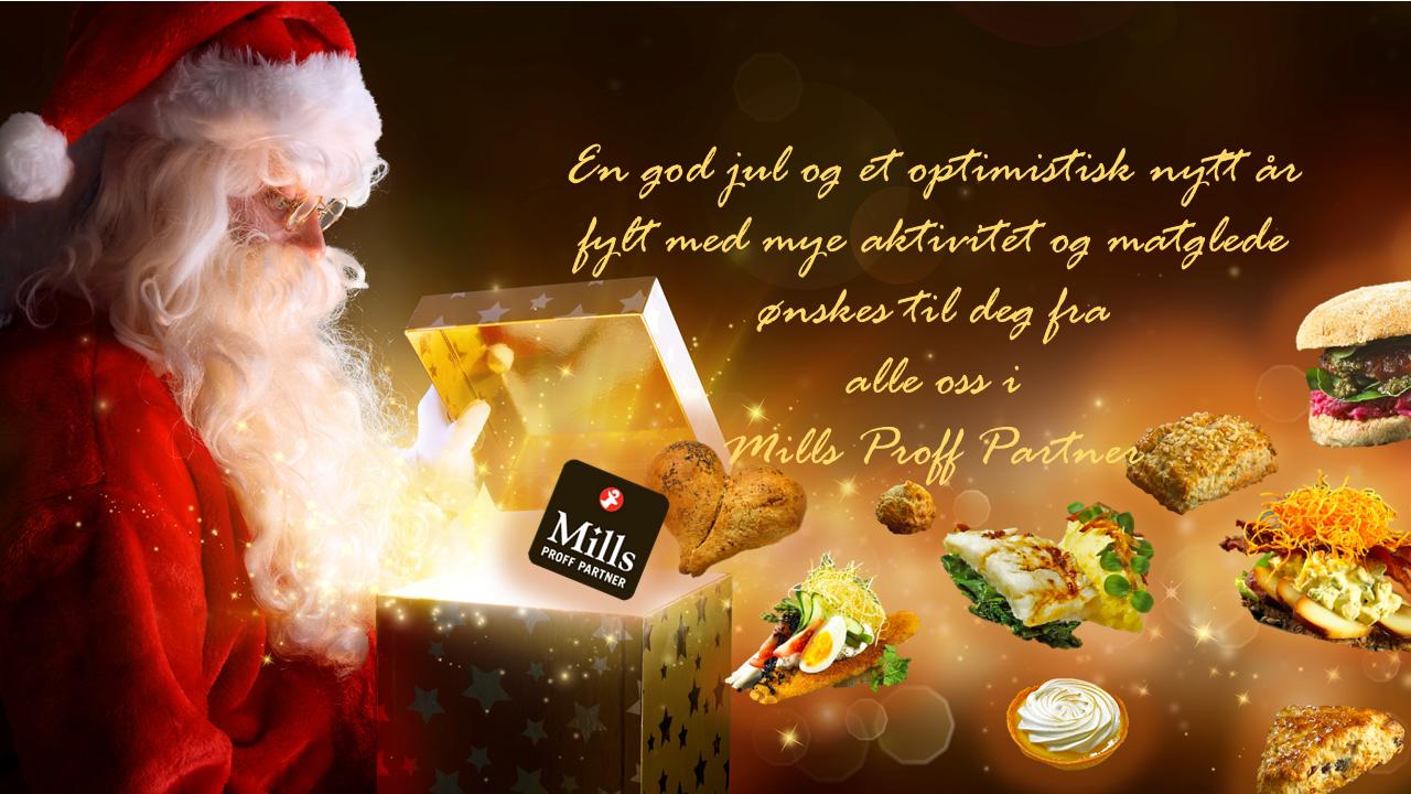 Vi ønsker alle våre følgere på Kokkeknep en god jul og et godt nyttår
