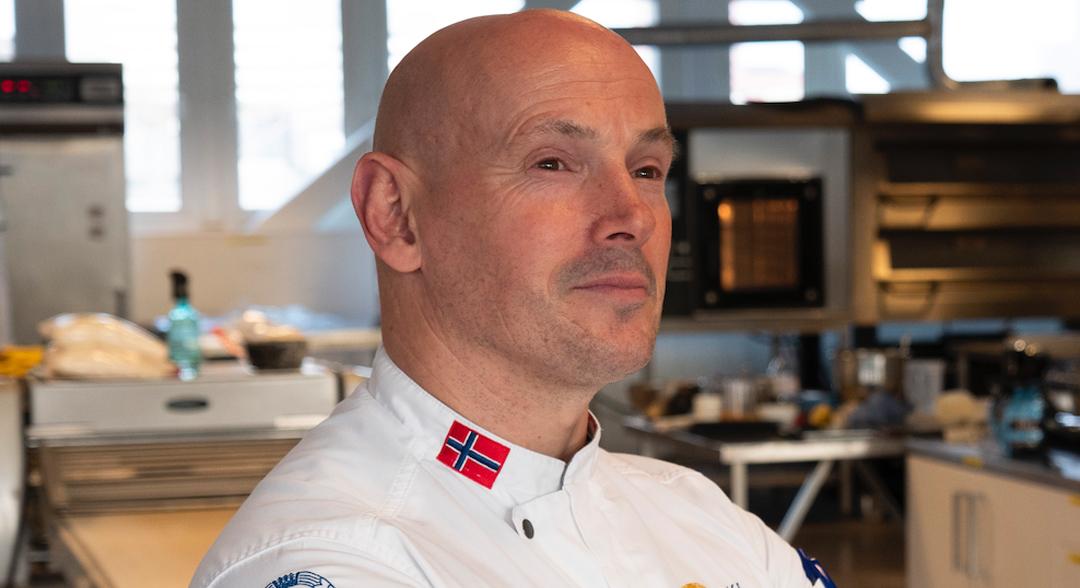 Månedens kokk: Remy Corbet (46) hever nivået til Norges bakerlandslag