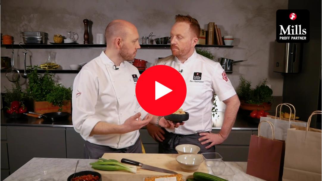 Video: Slik stiller du matsuget klokken to og øker omsetningen i kantina