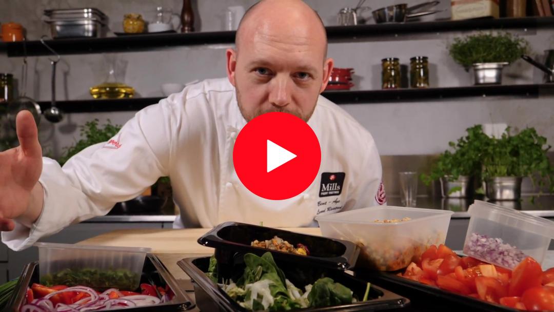Video: Restematen kan bli kulinariske fristelser