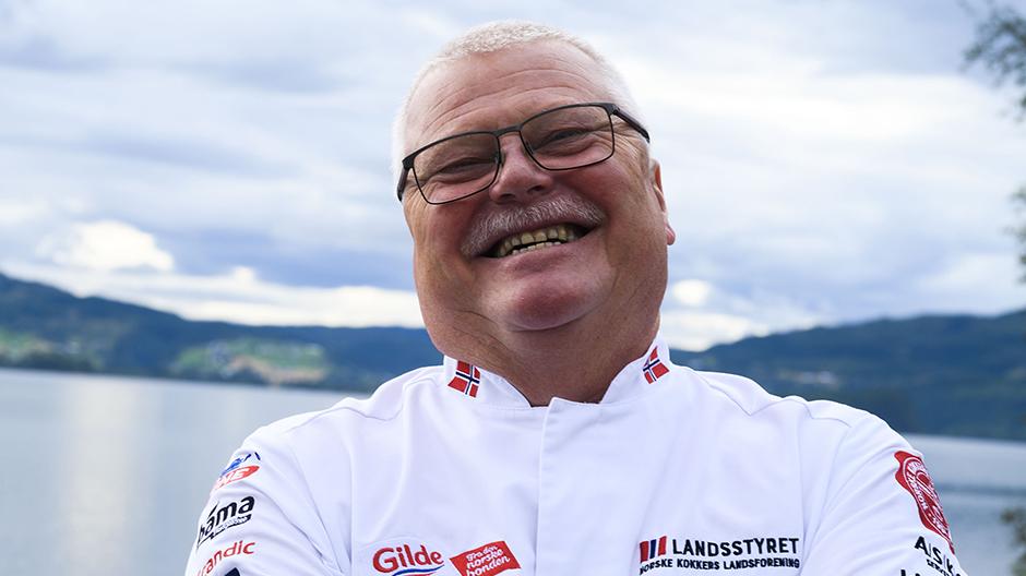 Månedens kokk: Svein Magnus (63) motiverer morgendagens kokker