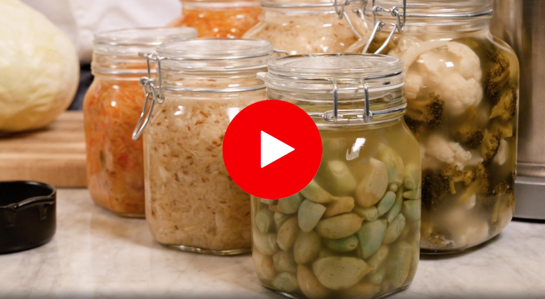 Video: Lær fermentering av proffene